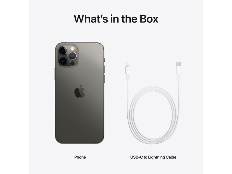 Apple iPhone 12 Pro Max 256GB Graphite 4