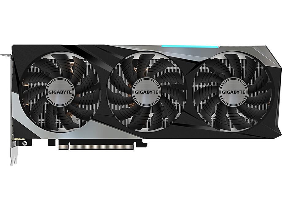 Videokarte Gigabyte GeForce RTX™ 3070 GAMING OC 8G 1