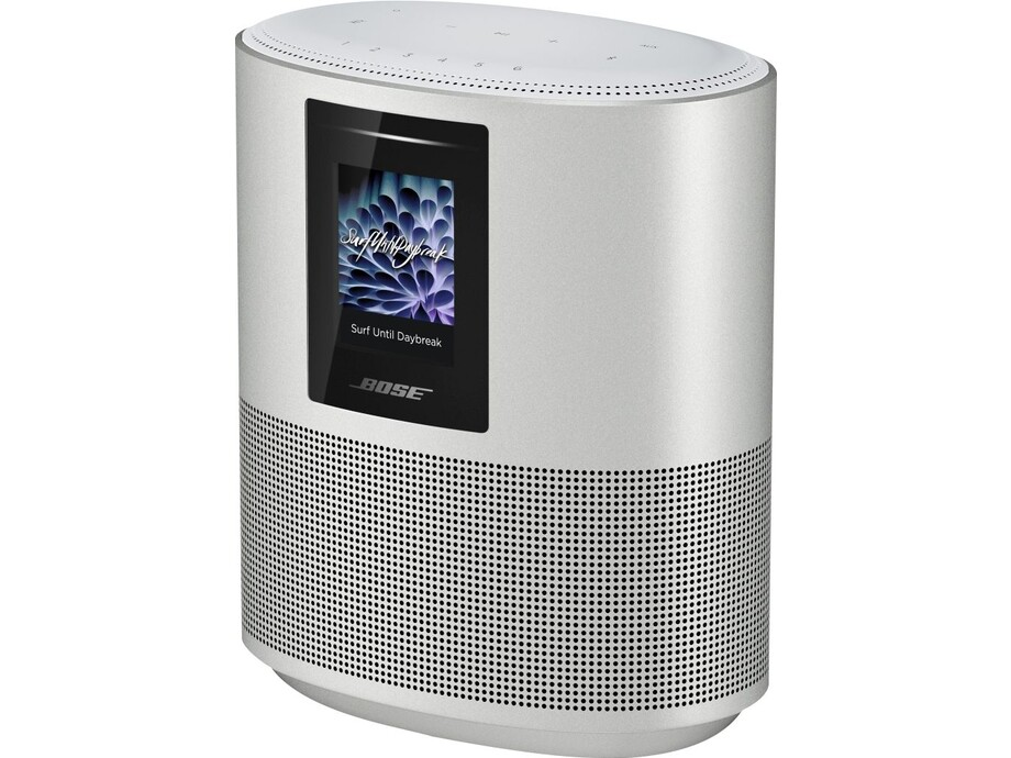 Bose Home Speaker 500, Sudraba 6