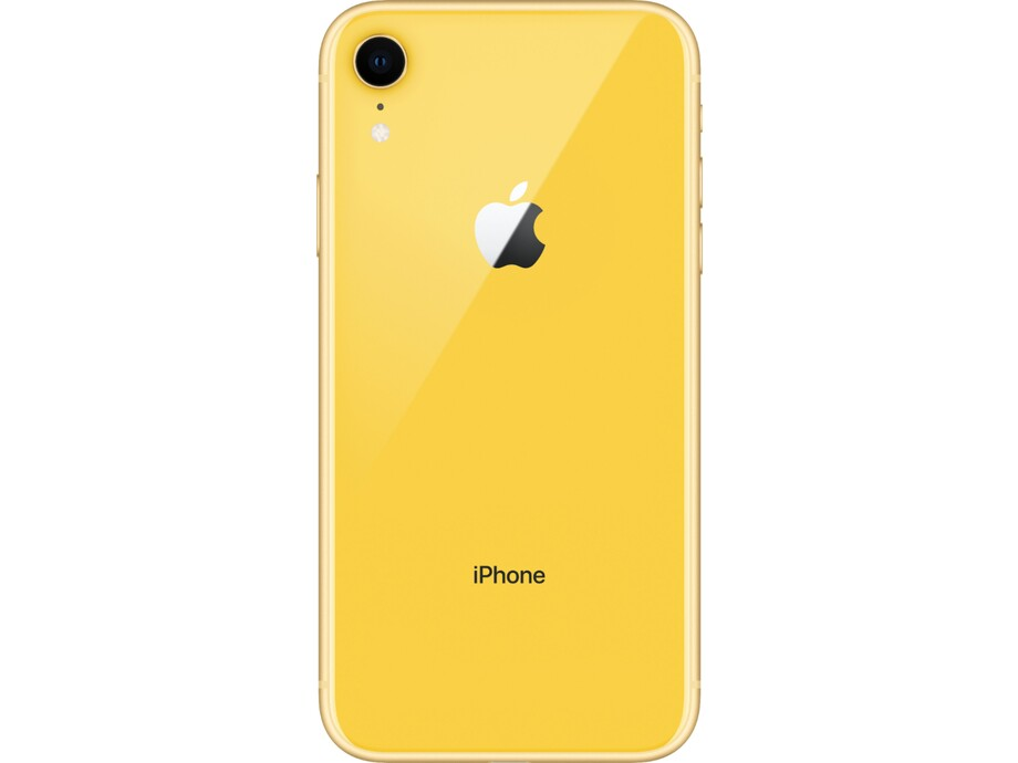 Apple iPhone XR 64GB Yellow 1
