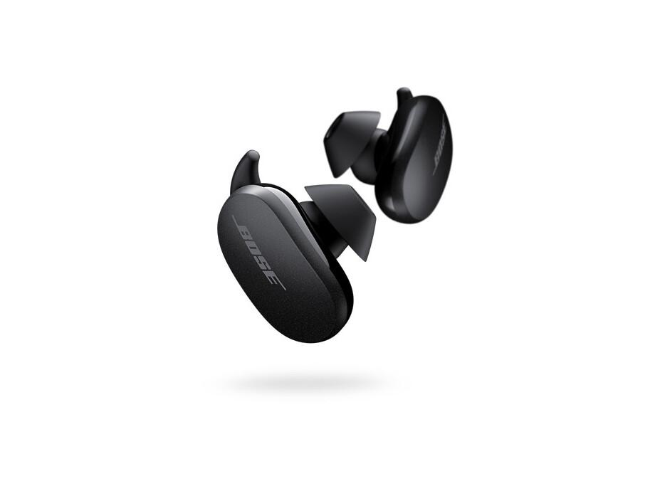 Bose QuietComfort Earbuds, Noise-cancelling austiņas, Melnas 0