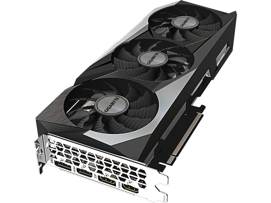 Videokarte Gigabyte GeForce RTX™ 3070 GAMING OC 8G 5