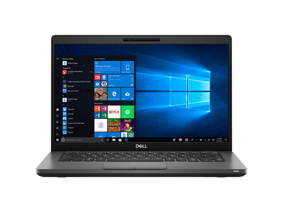 "Portatīvais dators Dell Latitude 5400/14"" FHD/i5-8265U/8GB/256 GB SSD/Intel UHD 620/Windows 10 Pro/ENG/4Yr.. 0"