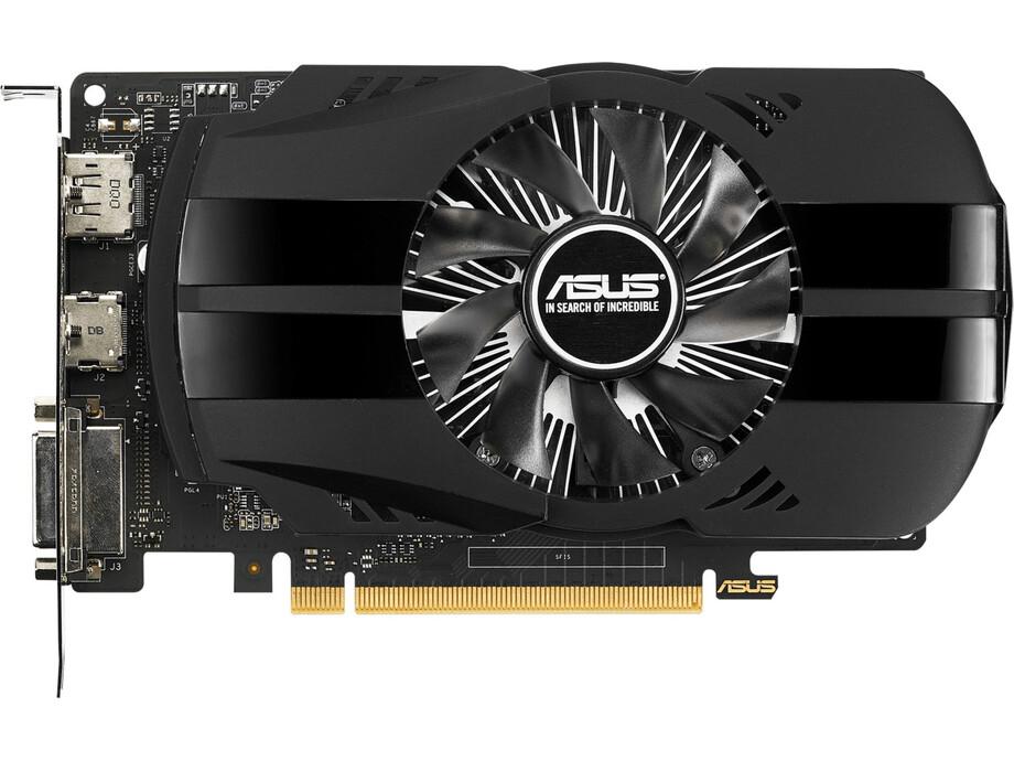 Video karte ASUS Phoenix GeForce® GTX 1050 Ti 4GB GDDR5 1