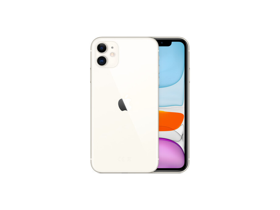 Apple iPhone 11 256GB White (balts) EOL. 1