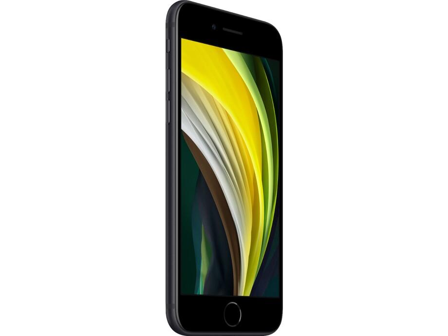 iPhone SE 128GB Black 1