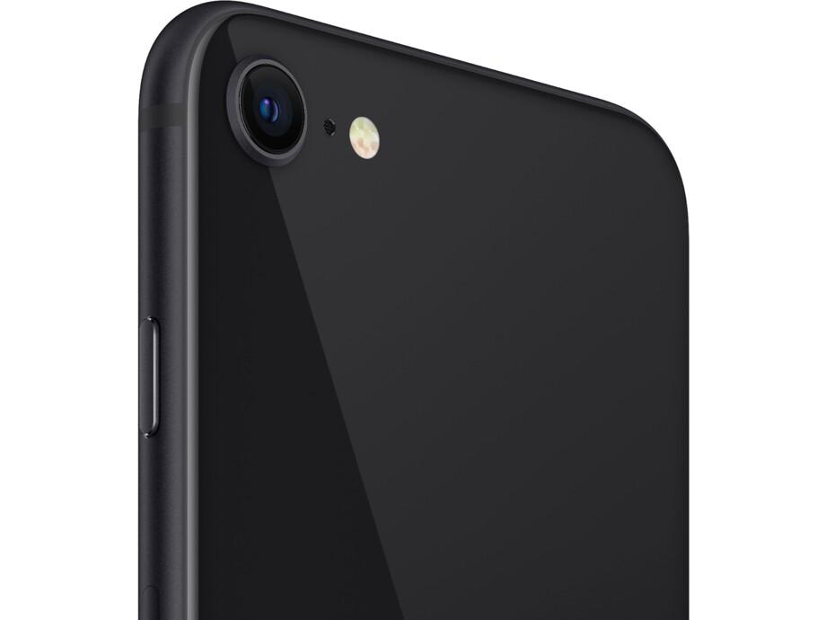 iPhone SE 256GB Black 3