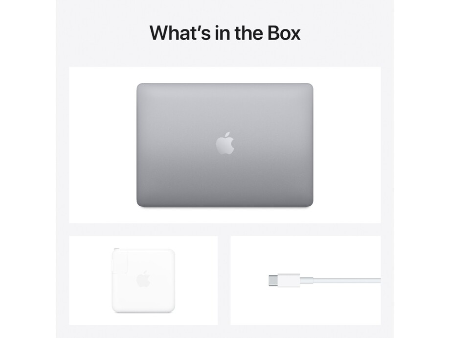 "MacBook Pro 13.3"" Apple M1 8C CPU, 8C GPU/8GB/512GB SSD/Space Gray/INT 2020 5"