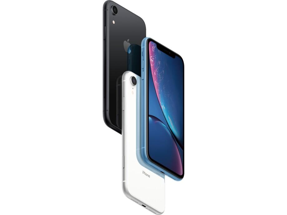 Apple iPhone XR 64GB Black 3