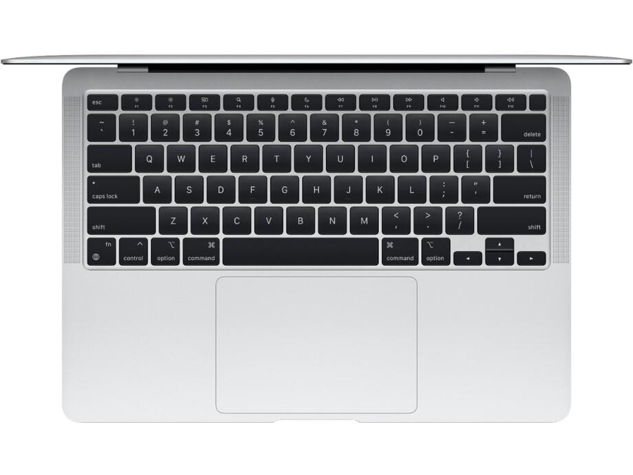 """MacBook Air 13"""" Apple M1 8C CPU, 7C GPU/8GB/256GB SSD/Silver/RUS 2020 2"""
