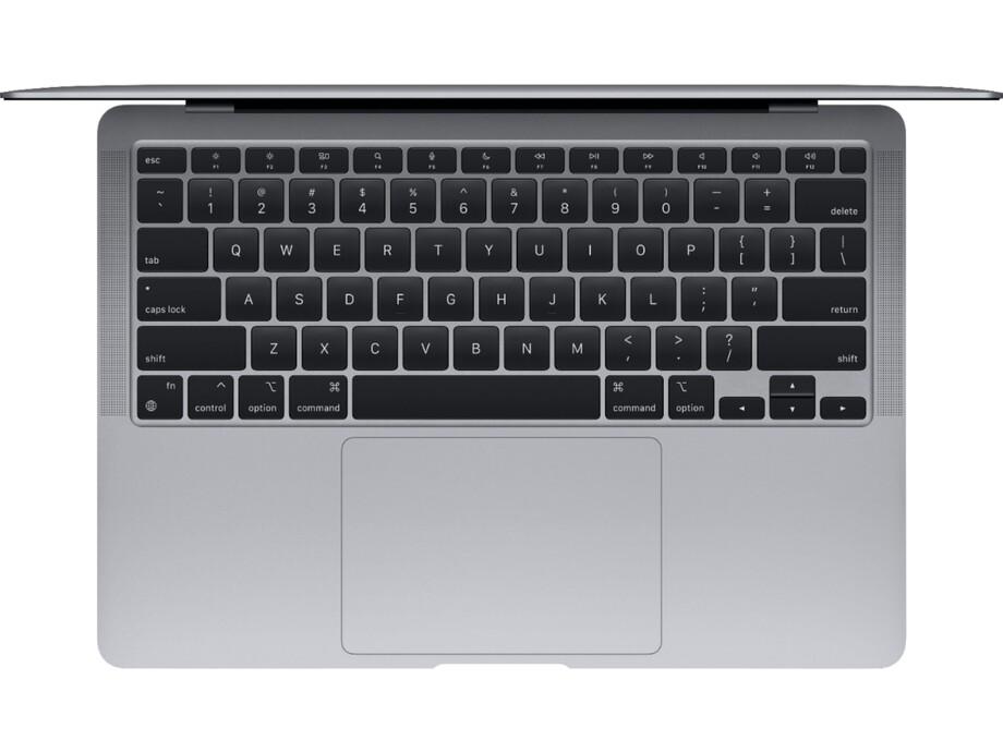 """Īpašas konfigurācijas MacBook Air 13"""" Apple M1 8C CPU, 7C GPU/16GB/256GB SSD/Space Grey/RUS 2020 2"""