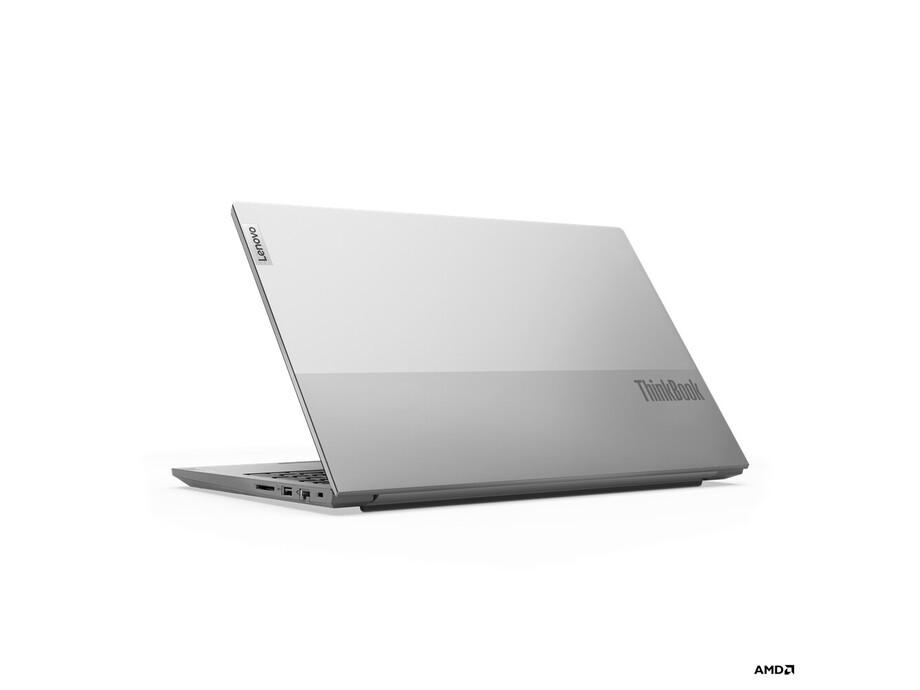 """Portatīvais dators LENOVO THINKBOOK 15/15.6"""" FHD/R5-4600U/8 GB/256GB SSD/W10P/1YR/ ENG 4"""