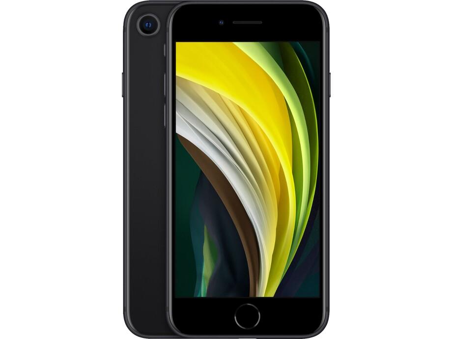 iPhone SE 256GB Black 1