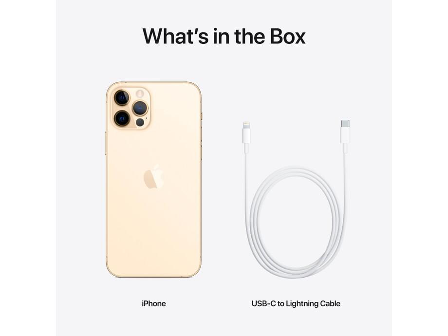 Apple iPhone 12 Pro Max 256GB Gold 4