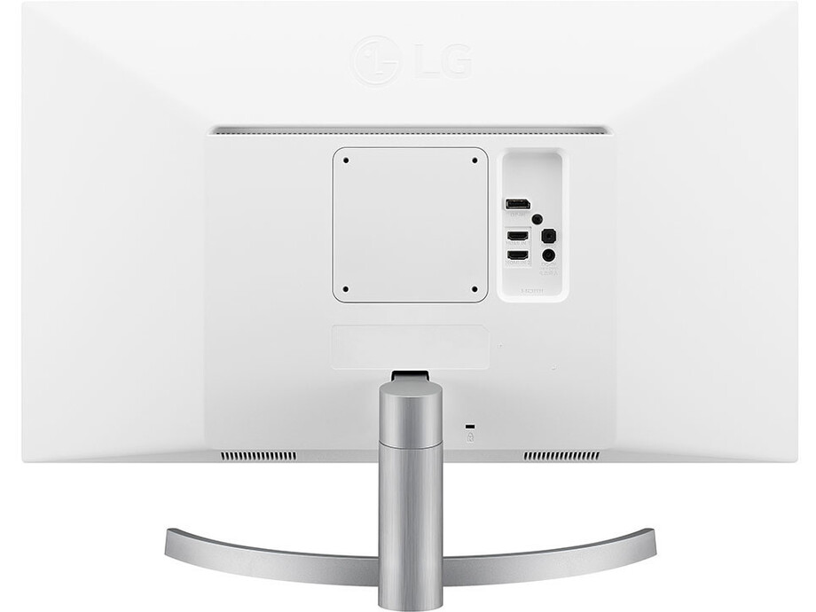 Monitors LG 27UL600-W 27'' 4K Panel IPS 3840x2160 16:9 60Hz 5 ms Tilt 27UL600-W 1