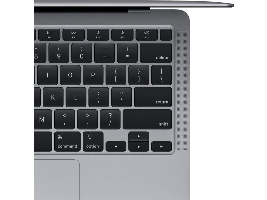 """Īpašas konfigurācijas MacBook Air 13"""" Apple M1 8C CPU, 7C GPU/16GB/256GB SSD/Space Grey/RUS 2020 1"""