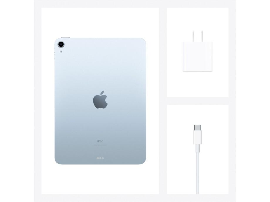 iPad Air 10.9 Wi-Fi Cell 256GB Sky Blue 4th Gen 2020 2