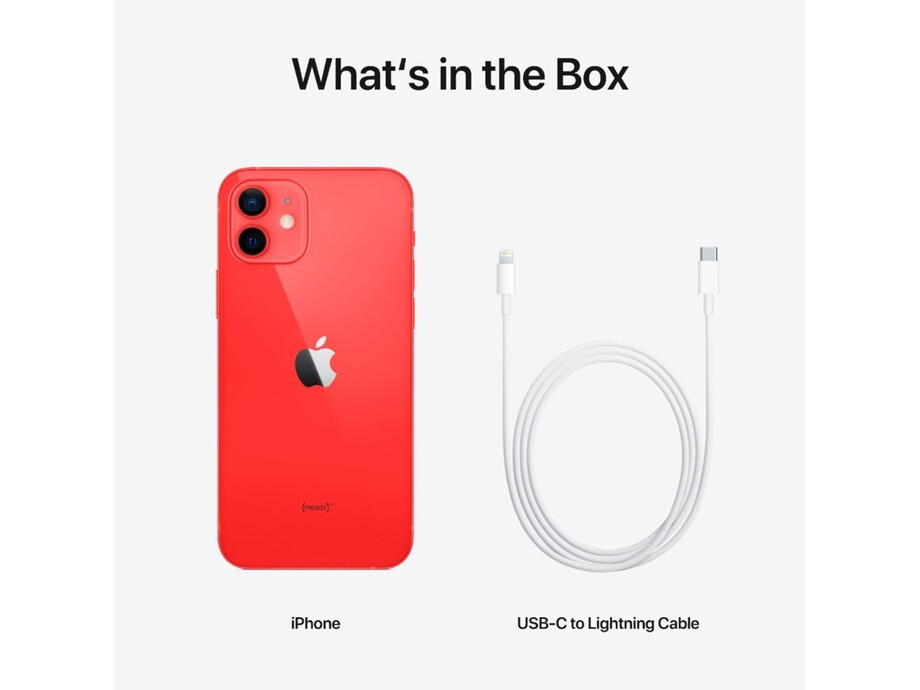 Apple iPhone 12 64GB (PRODUCT)RED. 3
