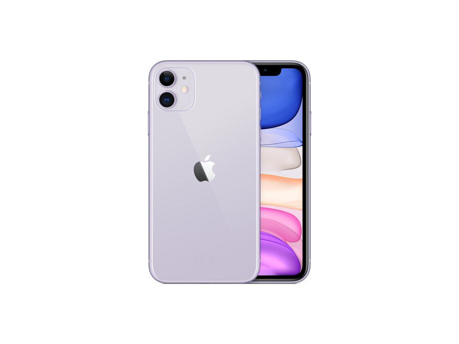 Apple iPhone 11 128GB Purple (violets) 1