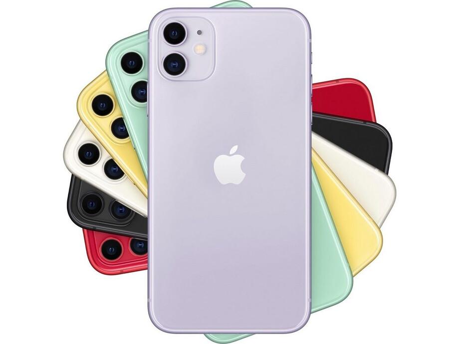 Apple iPhone 11 256GB Purple (violets) 3
