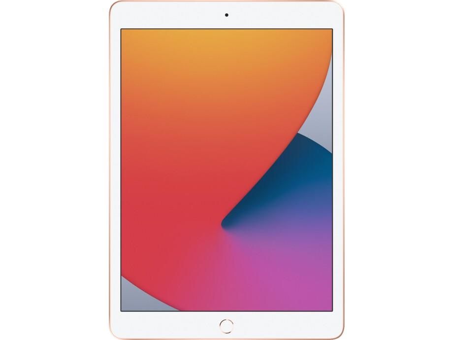 """iPad 10.2"""" Wi-Fi 32GB - Gold 8th Gen (2020) EOL 0"""