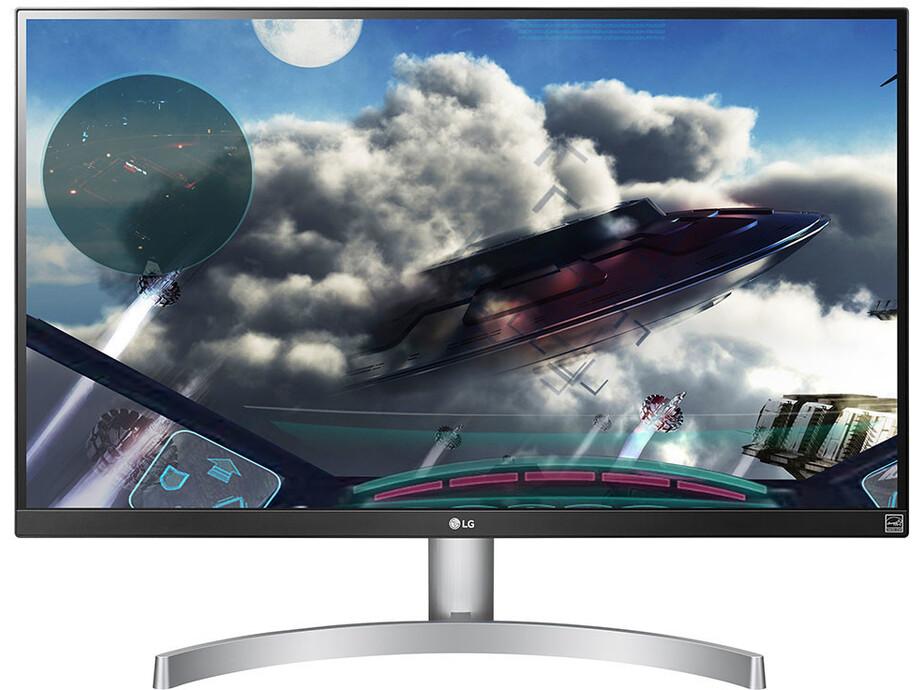 Monitors LG 27UL600-W 27'' 4K Panel IPS 3840x2160 16:9 60Hz 5 ms Tilt 27UL600-W 0