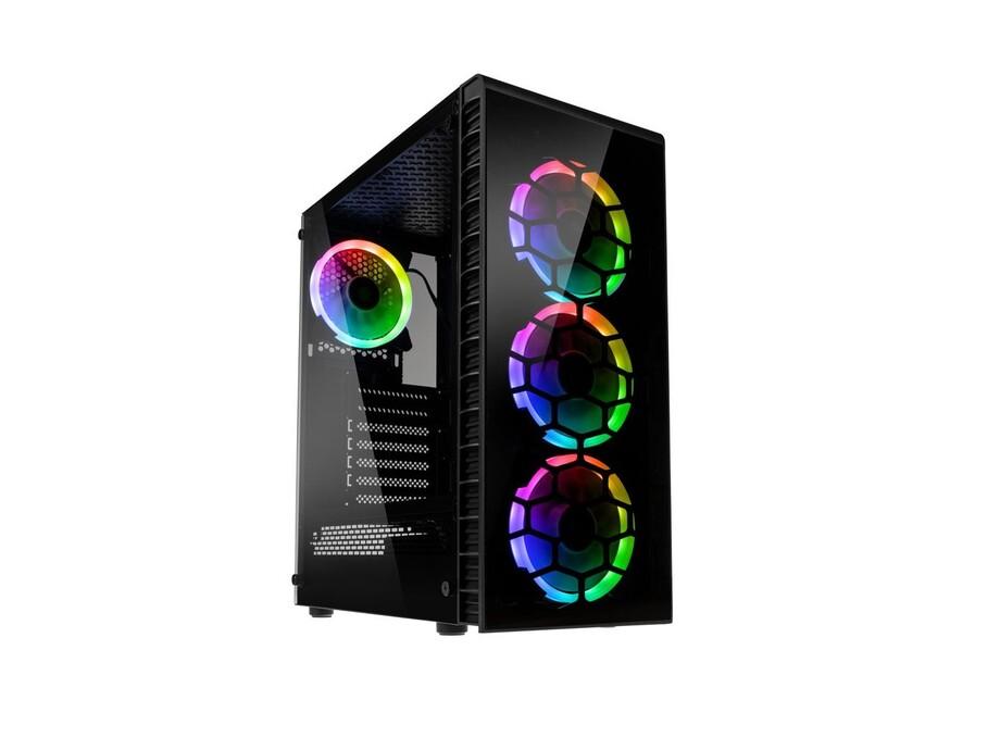 Dators Capital NEO X Steel /i5-10400F/16GB/GTX1660S/500GB/650W/no_OS 0