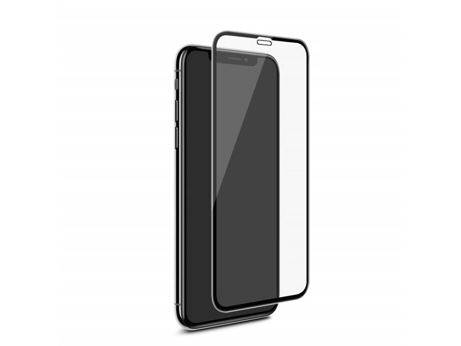 Aizsargstikls Apple iPhone XR/11 Full Black (Pro) 0