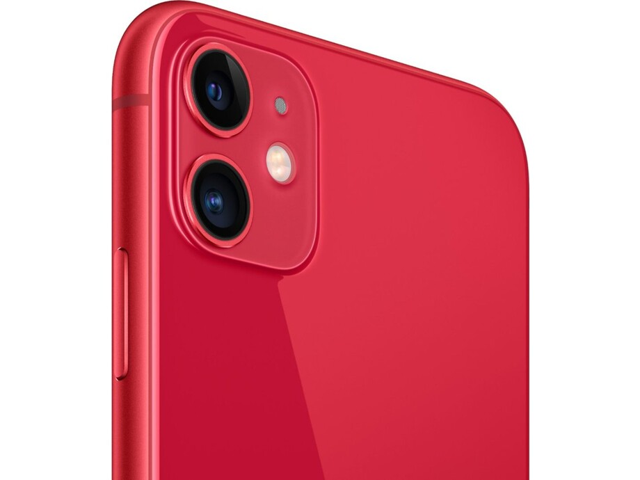 Apple iPhone 11 64GB (PRODUCT)RED (sarkans) 2