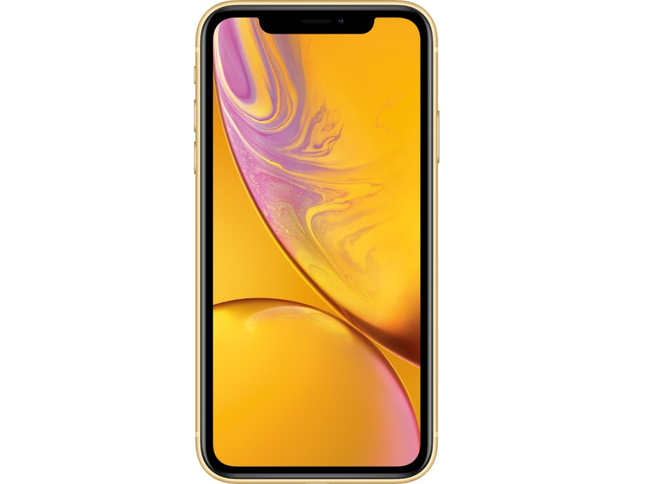 Apple iPhone XR 64GB Yellow 0