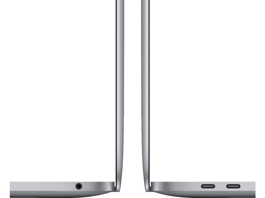 """MacBook Pro 13.3"""" Apple M1 8C CPU, 8C GPU/8GB/256GB SSD/Silver/RUS 2020 4"""
