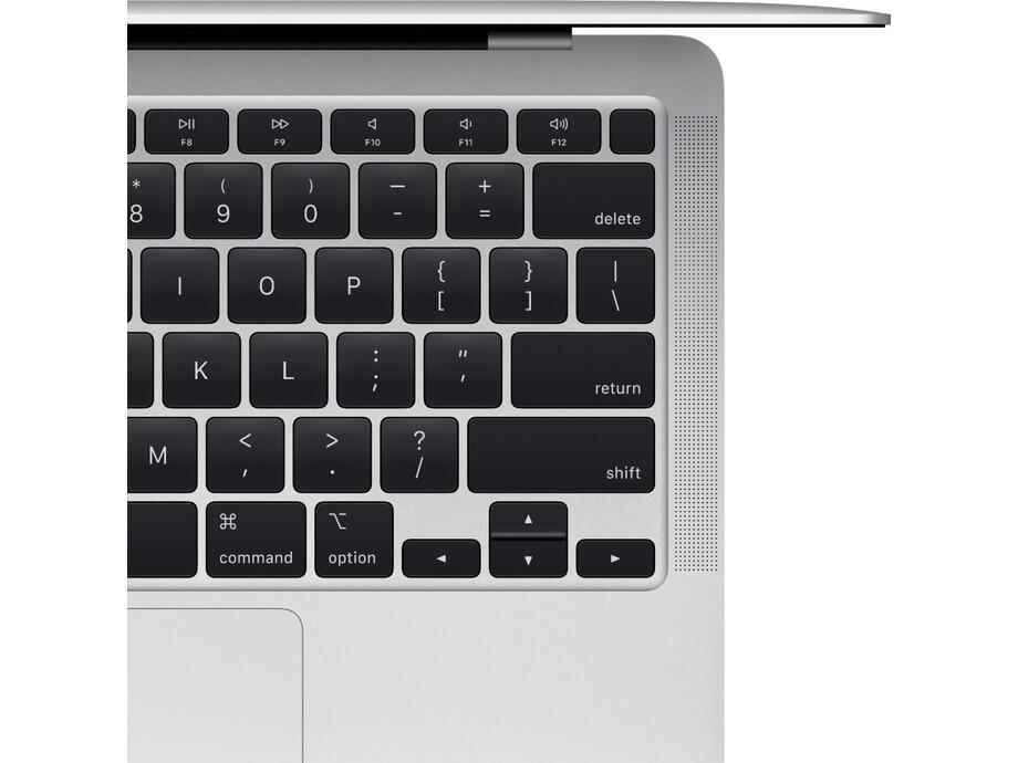"""MacBook Air 13"""" Apple M1 8C CPU, 7C GPU/8GB/256GB SSD/Silver/RUS 2020 1"""