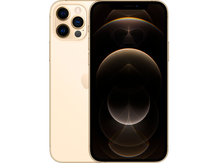 Apple iPhone 12 Pro Max 256GB Gold 0