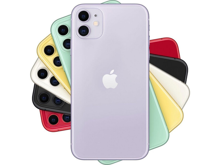 Apple iPhone 11 64GB Purple (violets) 3
