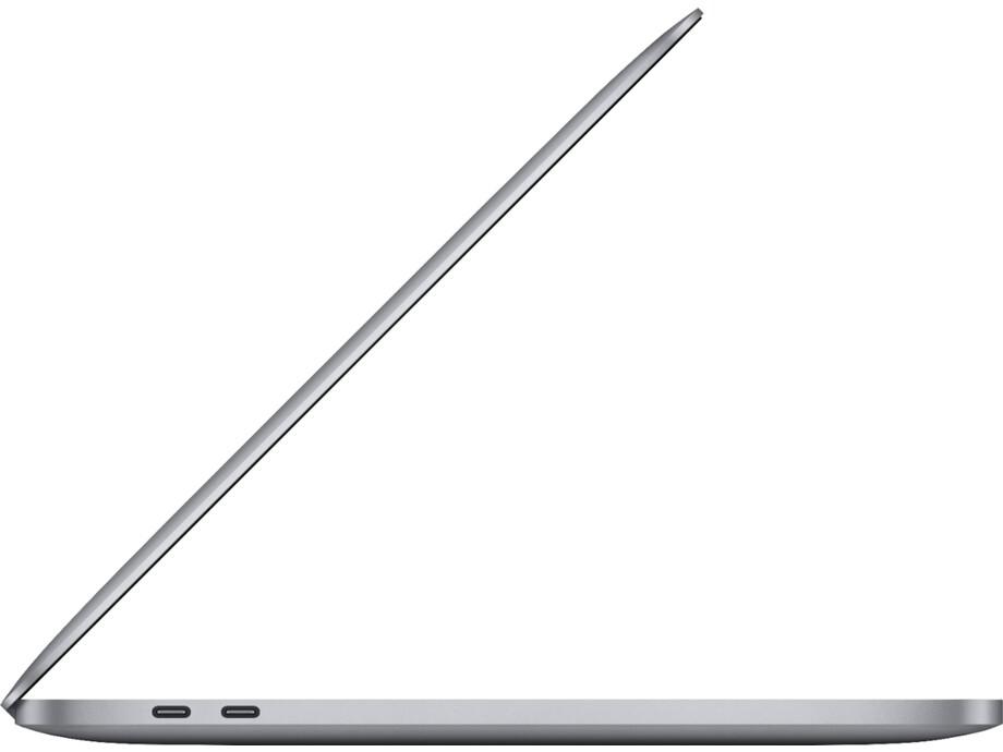 """MacBook Pro 13.3"""" Apple M1 8C CPU, 8C GPU/8GB/256GB SSD/Silver/RUS 2020 2"""