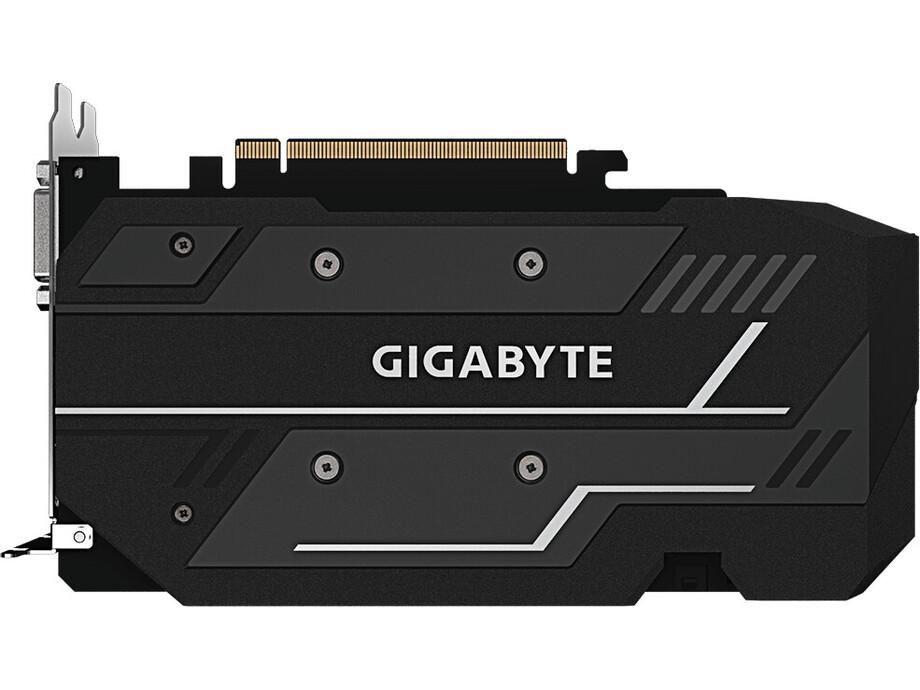 Videokarte GeForce GTX 1650 SUPER GIGABYTE Windforce OC 4GB GDDR6 2