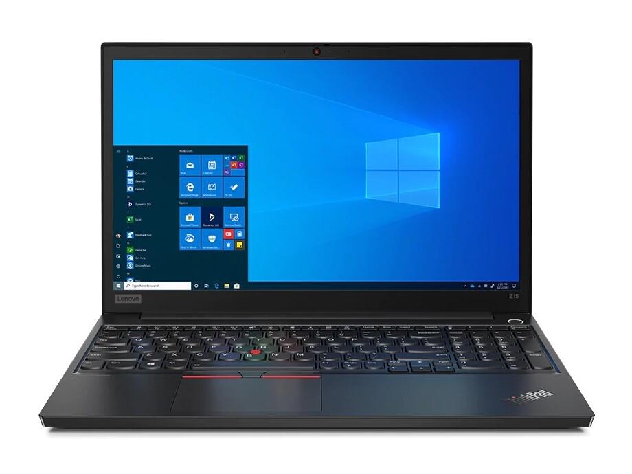 """Portatīvais dators Lenovo ThinkPad E15 Black/15.6""""/IPS/FHD/Matt/i5-10210U/8GB/256GB SSD//W10P/Bluetooth/Eng/backlit/1Y 0"""