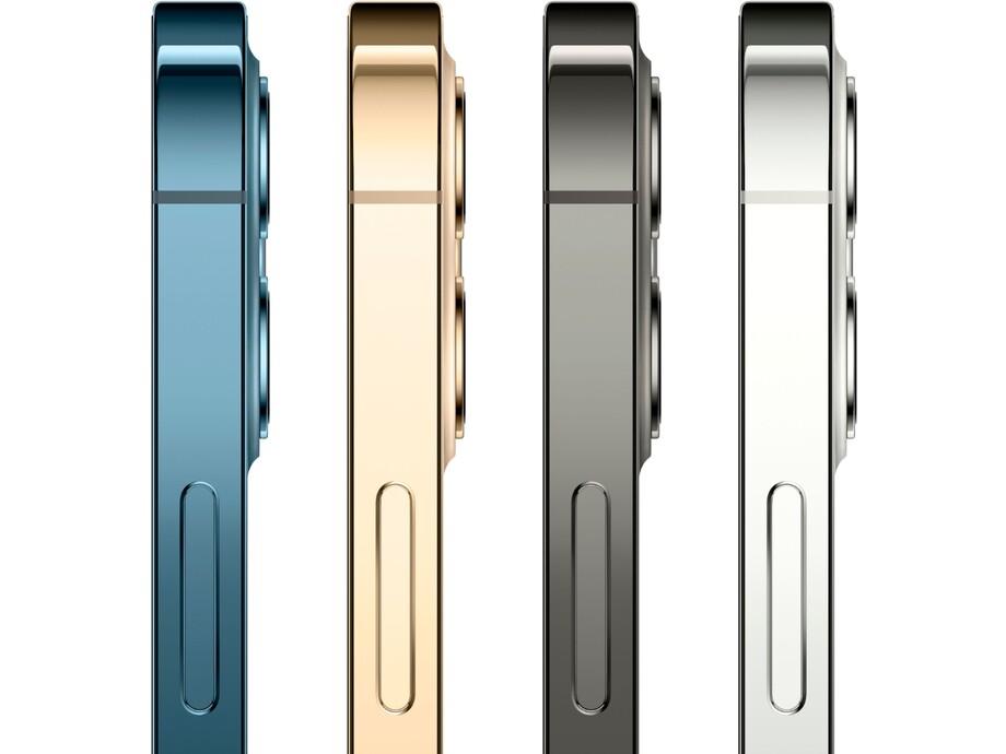 Apple iPhone 12 Pro 128GB Silver. 3