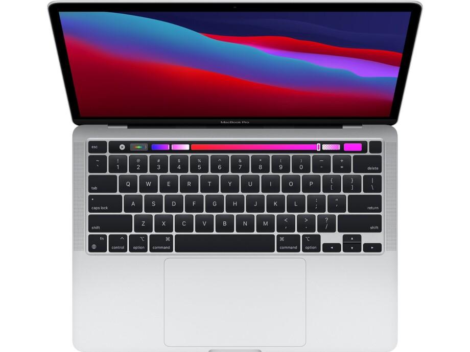 "MacBook Pro 13.3"" Retina with Touch Bar QC i5 2.0GHz/16GB/1TB/Intel Iris Plus/Silver/RUS 2020 0"