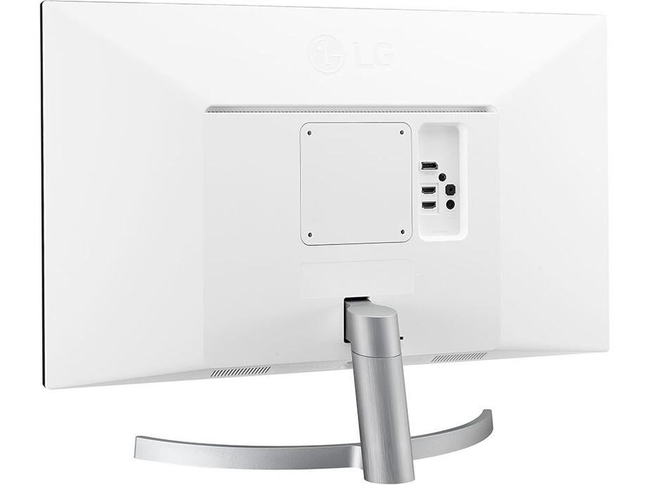 Monitors LG 27UL600-W 27'' 4K Panel IPS 3840x2160 16:9 60Hz 5 ms Tilt 27UL600-W 5