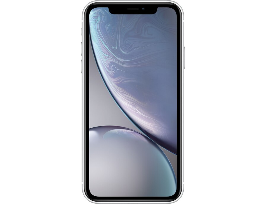 Apple iPhone XR 128GB White 0
