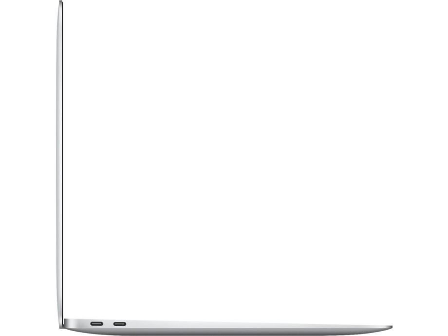 """MacBook Air 13"""" Apple M1 8C CPU, 7C GPU/8GB/256GB SSD/Silver/RUS 2020 4"""