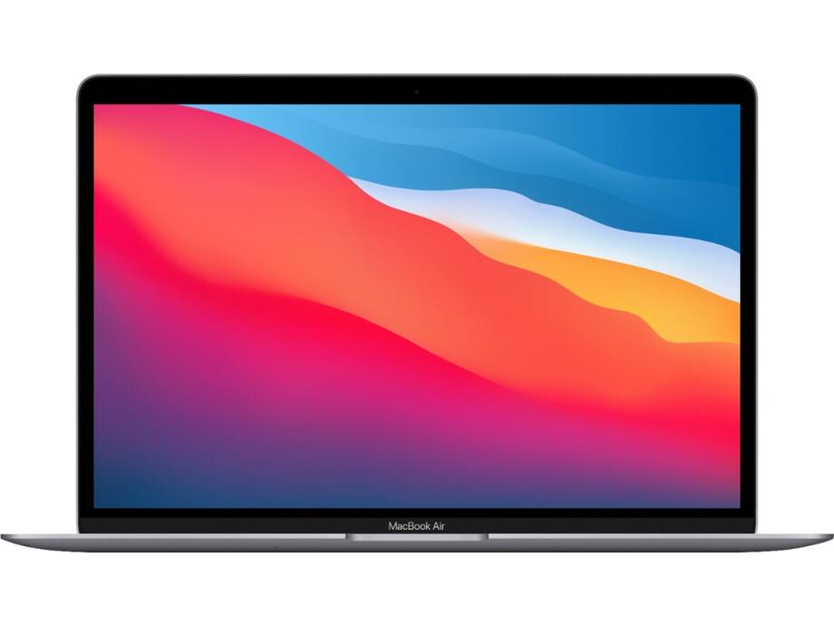 """Īpašas konfigurācijas MacBook Air 13"""" Apple M1 8C CPU, 7C GPU/16GB/256GB SSD/Space Grey/RUS 2020 0"""