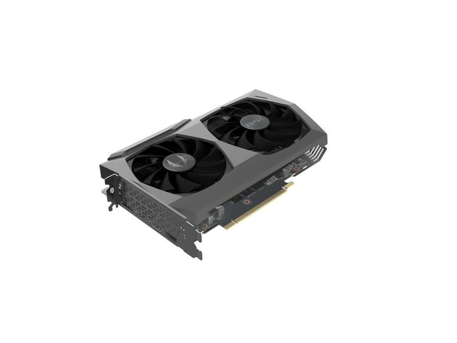 Videokarte ZOTAC GAMING GeForce RTX 3070 Twin Edge OC 4