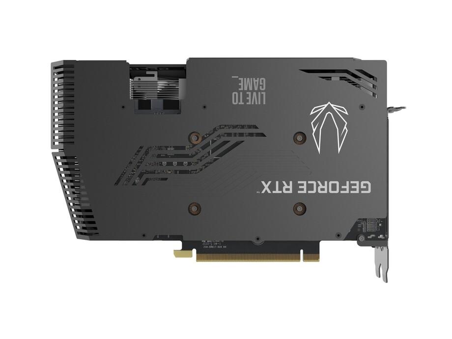 Videokarte ZOTAC GAMING GeForce RTX 3070 Twin Edge OC 2
