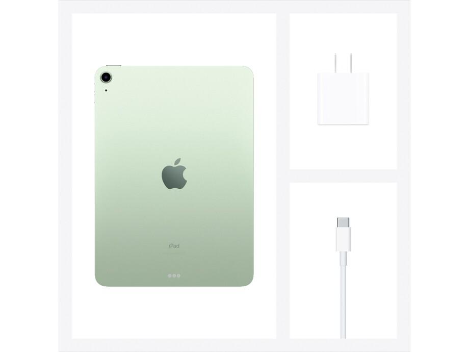 iPad Air 10.9 Wi-Fi 256GB Green 4th Gen 2020 2