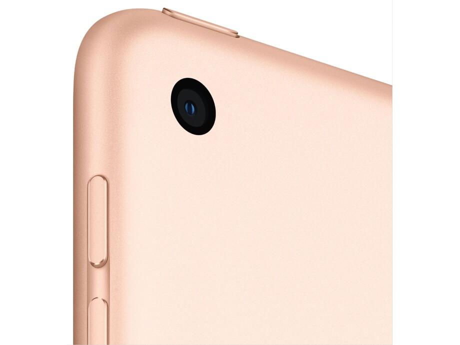 """iPad 10.2"""" Wi-Fi 32GB - Gold 8th Gen (2020) EOL 2"""