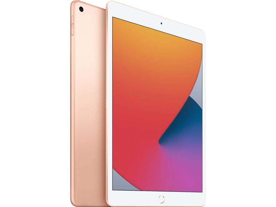 """iPad 10.2"""" Wi-Fi 32GB - Gold 8th Gen (2020) EOL 1"""