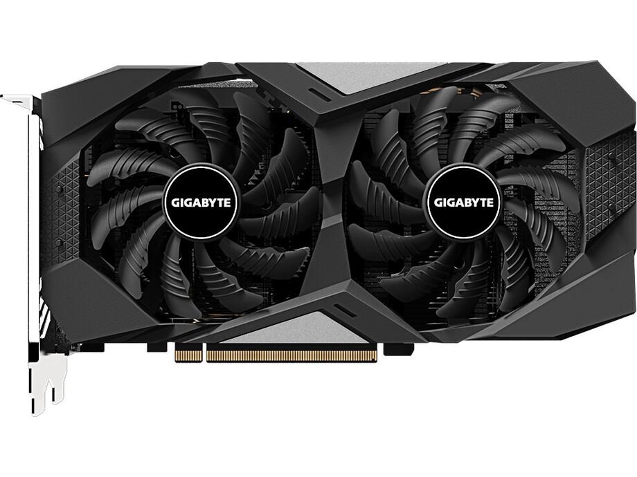 Videokarte GeForce GTX 1650 SUPER GIGABYTE Windforce OC 4GB GDDR6 1