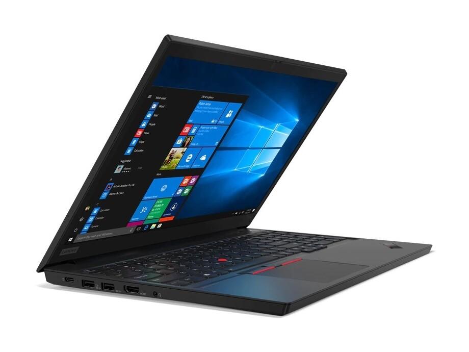 """Portatīvais dators Lenovo ThinkPad E15 Black/15.6""""/IPS/FHD/Matt/i5-10210U/8GB/256GB SSD//W10P/Bluetooth/Eng/backlit/1Y 1"""